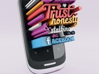 3D typography ads by Arnold (1)